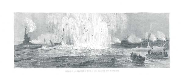 Explosion and Fracture of Boom - UNKNOWN ARTIST