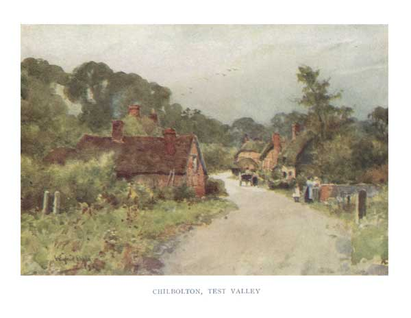 Chibolton, Test Valley - BALL, Wilfred Williams