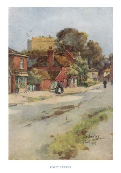 Portchester - BALL, Wilfred Williams