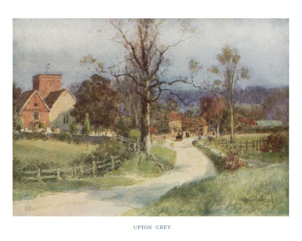 Upton Grey - BALL, Wilfred Williams
