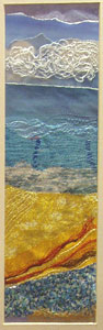 Recycled Landscape - BEACH, Cathy