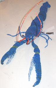Lobster - BINET-FAUVEL, John