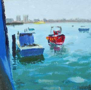 Harbour 1 - BOND, Julian