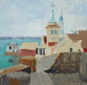 Harbour Entrance - BOND, Julian