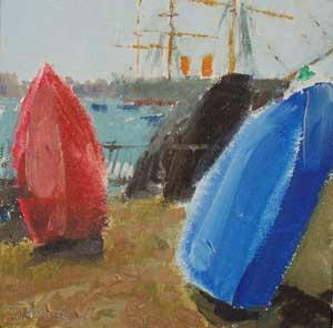Warrior + Boats - BOND, Julian