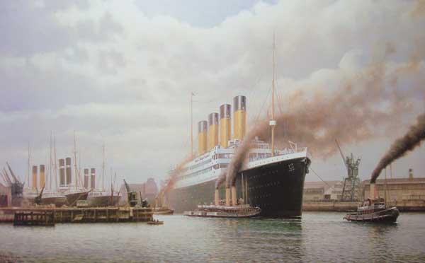 R.M.S. Titanic - CHARMAN, Rodney