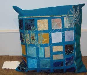 Shoreline Cushion - CHIDLOW, Mary