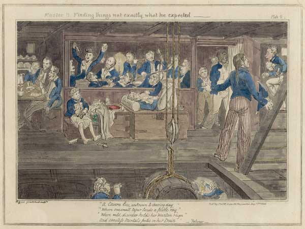 No. 2 Finding Things Not Exactly What He Expected - CRUIKSHANK, George