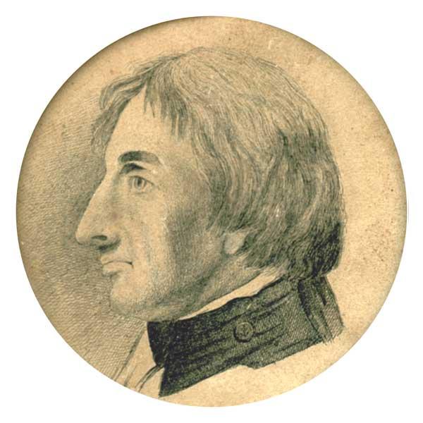 Nelson's favourite portrait of himself - PRINT - DE KOSTER, Simon