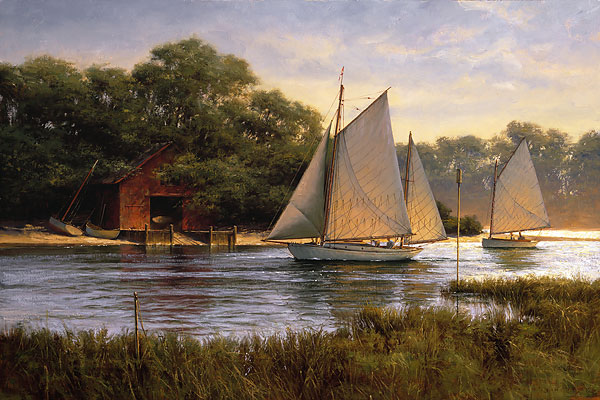 By the Old Boat House - DEMERS, Don