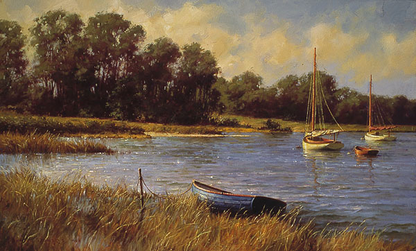 Nantucket Morning - DEMERS, Don