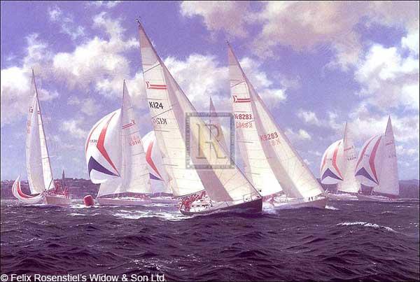 Sygma 38s Racing off Ryde - DEWS, Steven