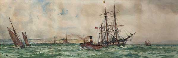 Swansea Bay - DIXON, Charles