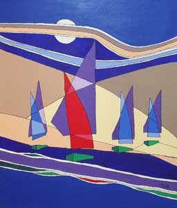 Night Sailing - DUNNE, Carol