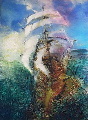 Tall Ship - ECKARDT, Robin