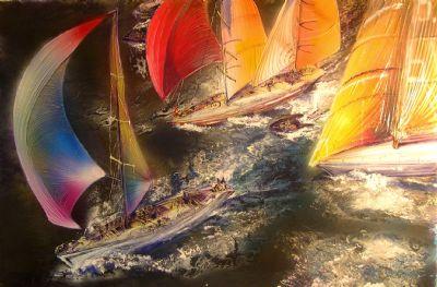 Yacht Speed - ECKARDT, Robin