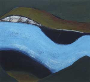 Blue River - FAIRHALL, Julia