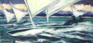 Laser Sailing 4 - FAIRHALL, Julia