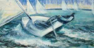 Laser Sailing Single - FAIRHALL, Julia
