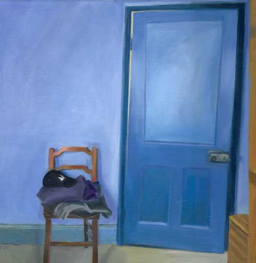 Blue Room - PRINT - FLAHERTY, Maureen