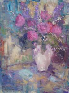 Early Spring Roses - FLOWER, Rosina