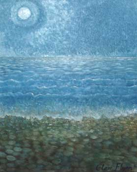 The Sea on Christmas Night - FLYNN, Clare