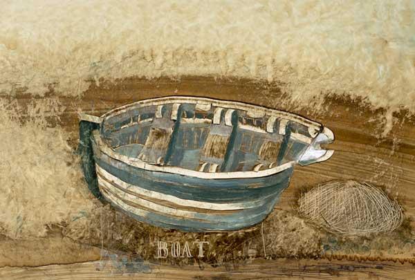 Boat - PRINT - GREEN, John
