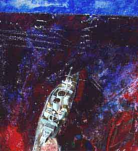 Dark Sea - GREEN, John
