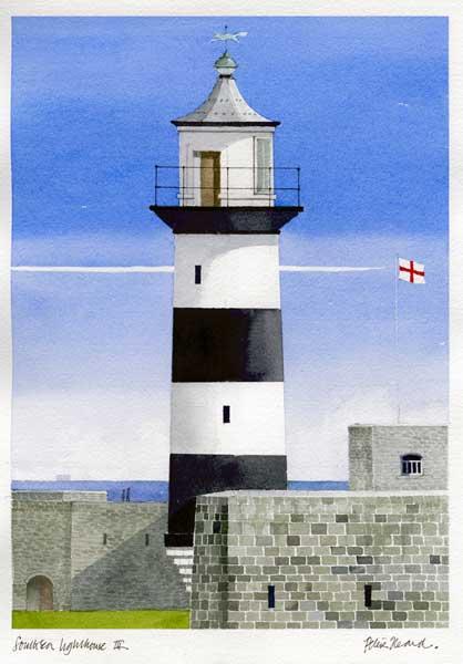 Southsea Castle Lighthouse Study 3 - HEARD, Peter