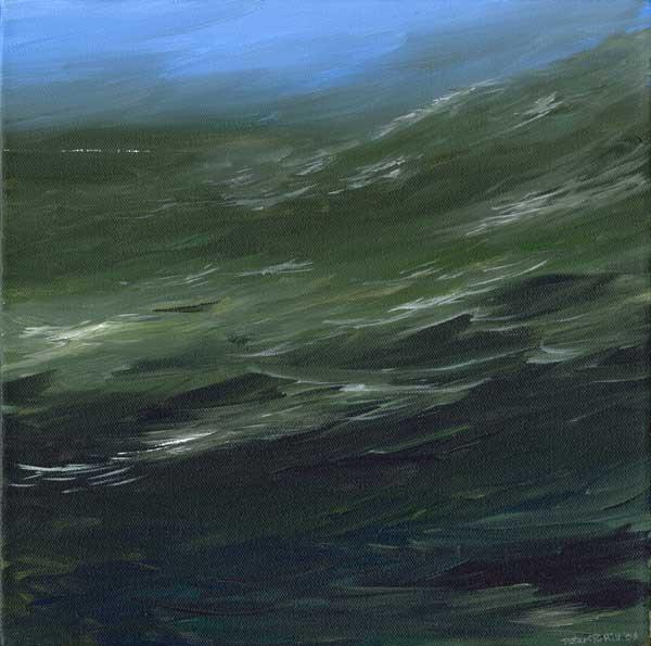 Seascape - HILL, Peter