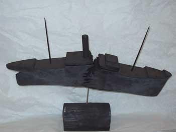 Ship Wreck - HONNEN, Hansgerd