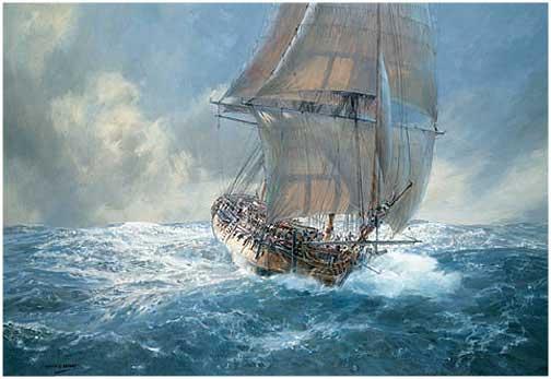 HMS Artemis - HUNT, Geoff