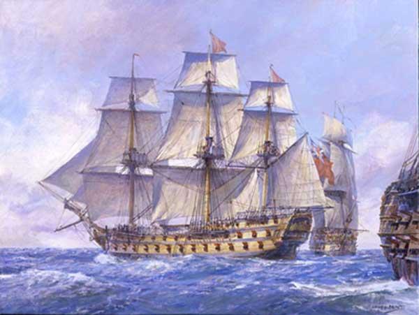 HMS Captain - HUNT, Geoff