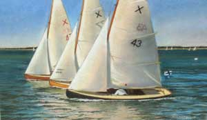 Racing at Cowes - MICHAELIS, Jane