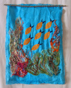 Fishes in the Coral - MUNDY, Shirley