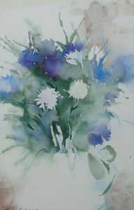 Cornflowers - OSBORNE, Kate