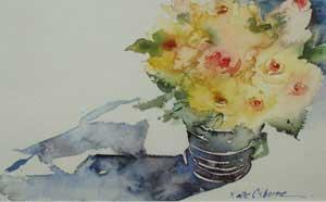 Those Yellow Roses - OSBORNE, Kate