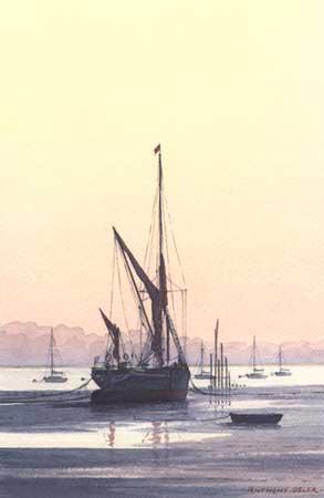 East Coast Morning - OSLER, Anthony