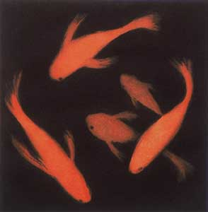 Five Fishes - PERRING, Susie