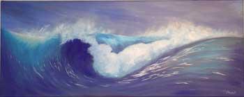 Surf Wave - PIERCY, Martin