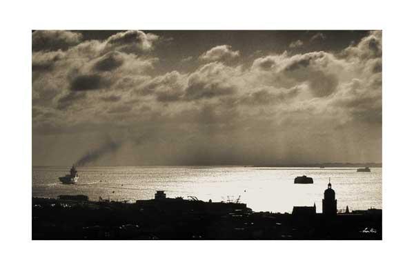 Illustrious Southsea - PRINT - REIS, Leon