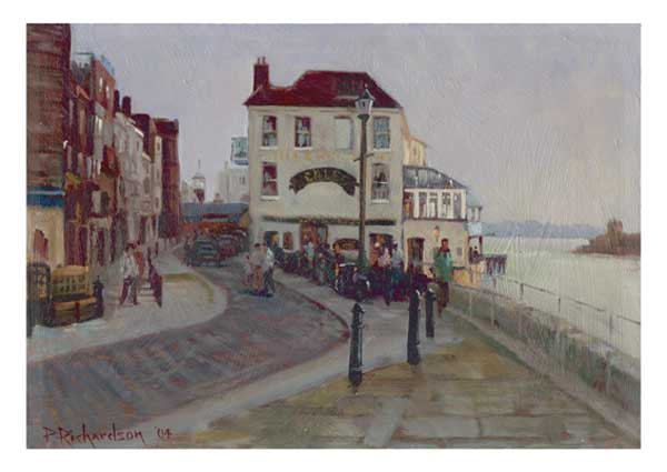 The Still and West Portsmouth - CARD - RICHARDSON, Peter