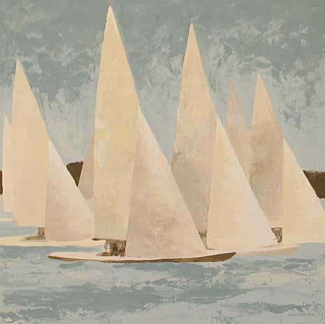White Sails 1 - SAMUELSON, Becky
