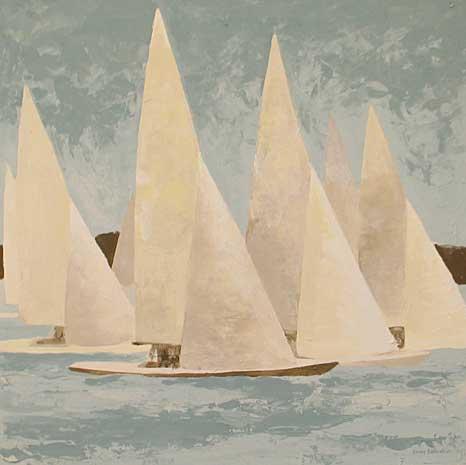 White Sails 1 - SAMUELSON, Becky