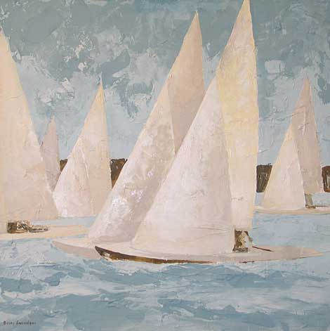 White Sails 2 - SAMUELSON, Becky
