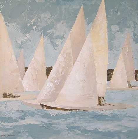 White Sails 2 - SAMUELSON, Becky