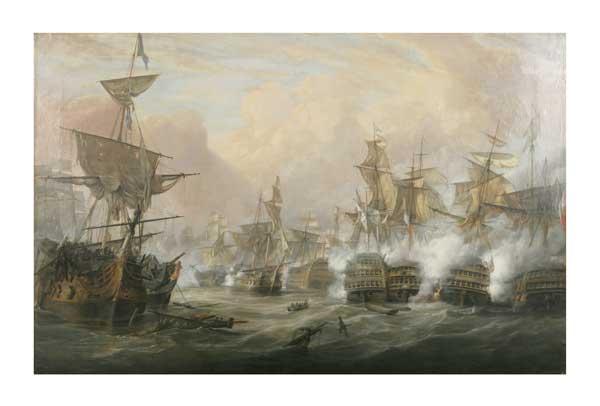 Trafalgar - SCHETKY, John Christian