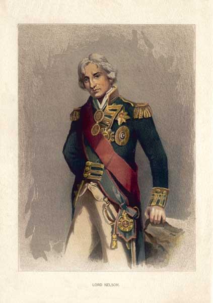 Lord Nelson - SYMONS, W. Christian
