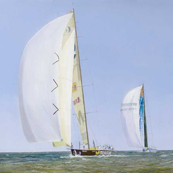 Under Sail 1 - CARD - WOOD, Chris N.