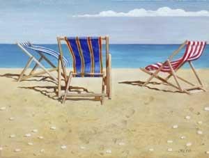 Blowing in the Breeze, Sandwick - WOODFIELD, Jacquie